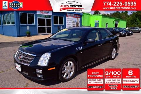 2011 Cadillac STS for sale in West Bridgewater, MA