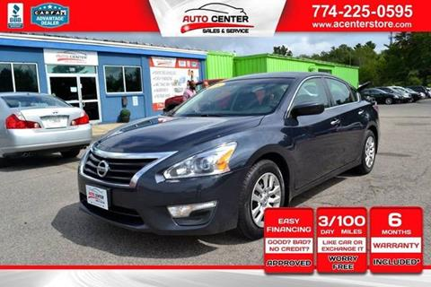 2014 Nissan Altima for sale in West Bridgewater, MA