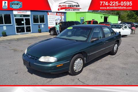 2001 Chevrolet Lumina for sale in West Bridgewater, MA