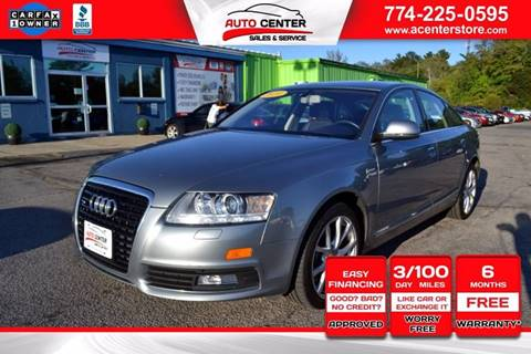 2010 Audi A6 for sale in West Bridgewater, MA