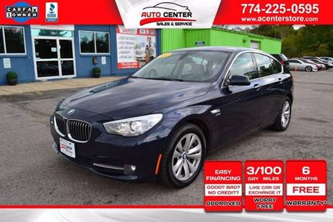 2011 BMW 5 Series for sale in West Bridgewater, MA