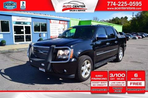 2009 Chevrolet Avalanche for sale in West Bridgewater, MA