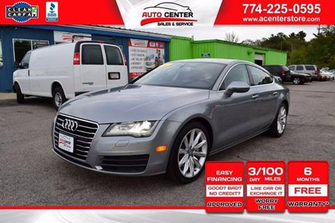 2013 Audi A7 for sale in West Bridgewater, MA