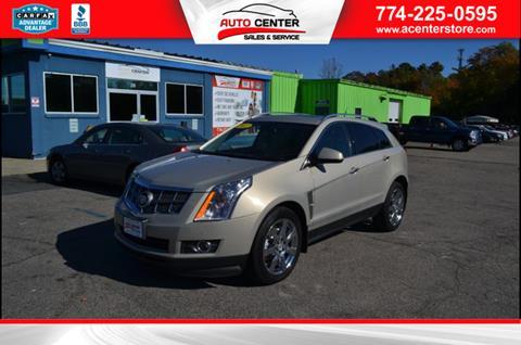 Cadillac Srx For Sale In Massachusetts Carsforsale Com