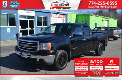 2013 GMC Sierra 1500 for sale in West Bridgewater, MA
