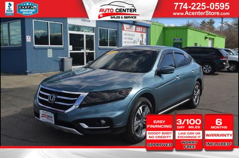 2014 Honda Crosstour for sale in West Bridgewater, MA