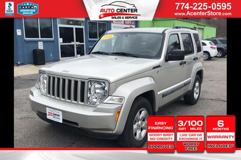 2009 Jeep Liberty for sale in West Bridgewater, MA
