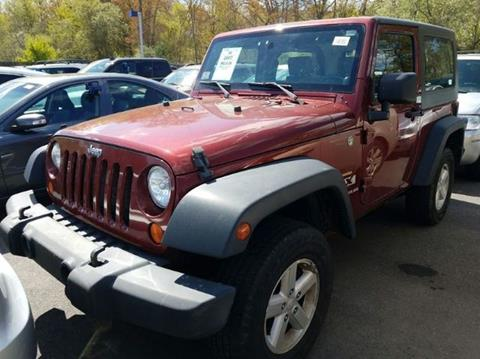 2007 Jeep Wrangler for sale in West Bridgewater, MA