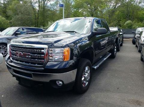 2012 GMC Sierra 2500HD for sale in West Bridgewater, MA