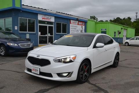 2014 Kia Cadenza for sale in West Bridgewater, MA