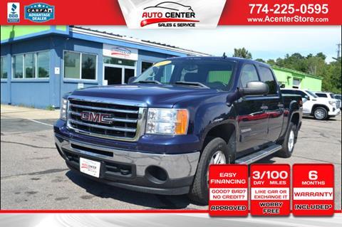 2012 GMC Sierra 1500 for sale in West Bridgewater, MA
