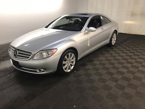 2007 Mercedes-Benz CL-Class for sale in West Bridgewater, MA