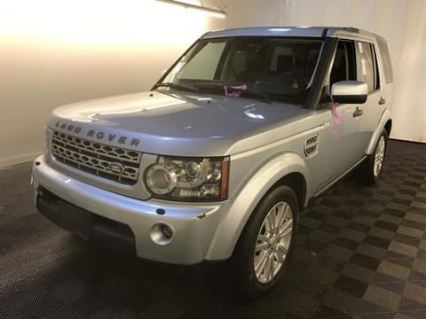 2011 Land Rover LR4 for sale in West Bridgewater, MA
