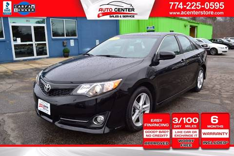2014 Toyota Camry for sale in West Bridgewater, MA