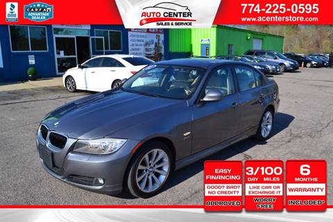 2011 BMW 3 Series for sale in West Bridgewater, MA