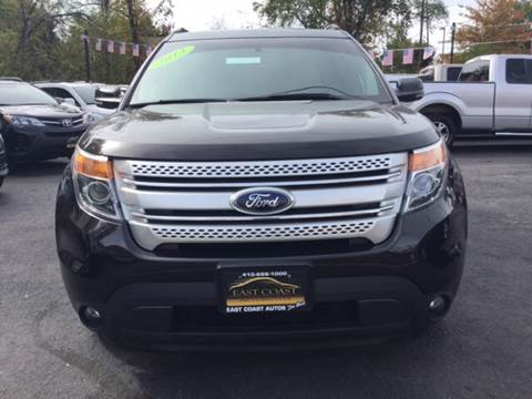 2013 Ford Explorer for sale in Essex, MD