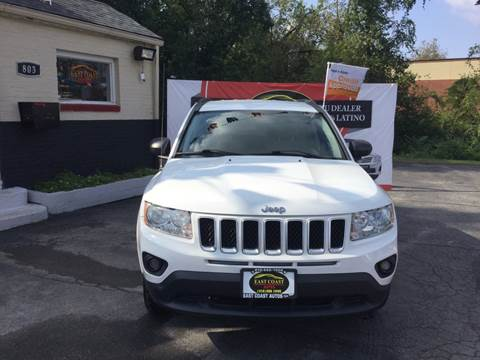 2011 Jeep Compass for sale in Essex, MD