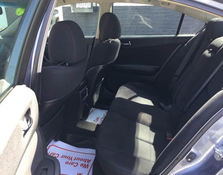 2011 Nissan Maxima 3 5 S 4dr Sedan In Essex MD - East Coast