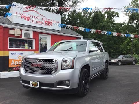 2016 GMC Yukon for sale in Essex, MD