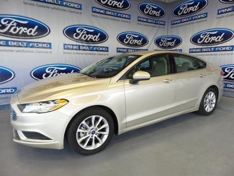 2017 Ford Fusion for sale in Purvis, MS