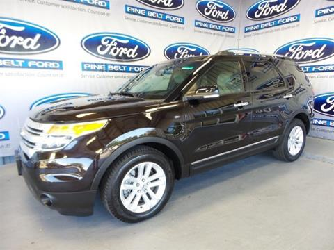 2014 Ford Explorer for sale in Purvis, MS