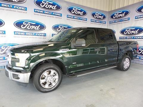 2015 Ford F-150 for sale in Purvis MS
