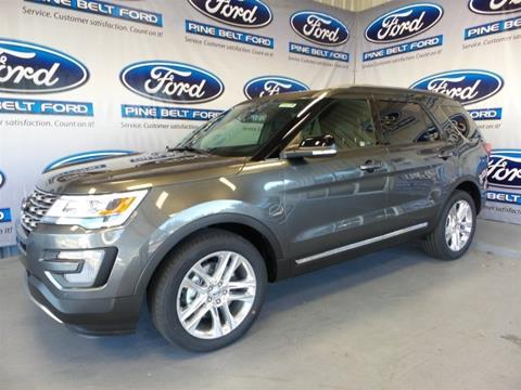 2017 Ford Explorer for sale in Purvis, MS
