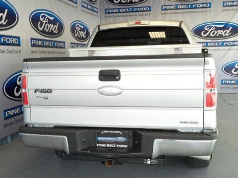 2012 Ford F-150 for sale in Purvis, MS