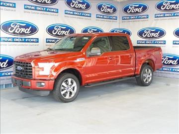 2016 Ford F-150 for sale in Purvis, MS