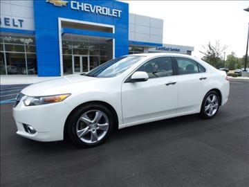 2011 Acura TSX for sale in Purvis, MS
