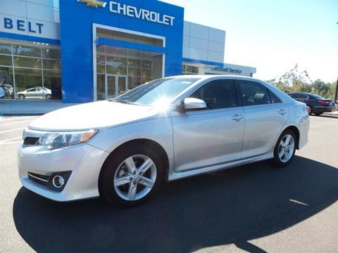 2012 Toyota Camry for sale in Hattiesburg, MS