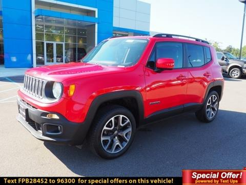 2015 Jeep Renegade for sale in Hattiesburg, MS