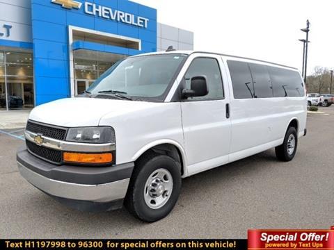 2017 Chevrolet Express Passenger for sale in Hattiesburg, MS
