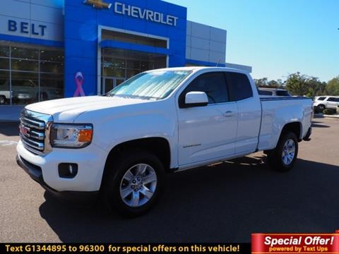 2016 GMC Canyon for sale in Hattiesburg, MS