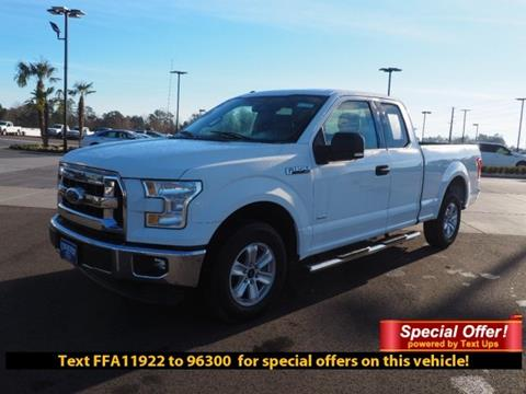 2015 Ford F-150 for sale in Hattiesburg, MS