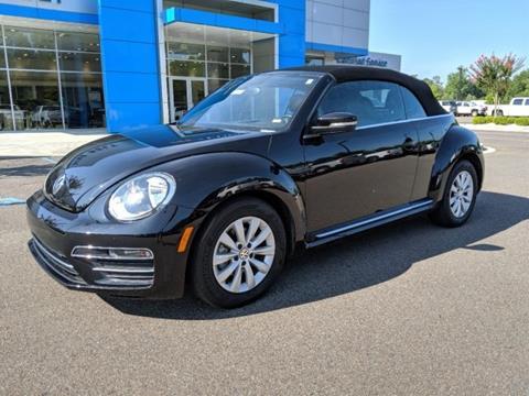 2018 Volkswagen Beetle for sale in Hattiesburg, MS