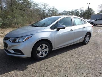 2017 Chevrolet Cruze for sale in Purvis, MS