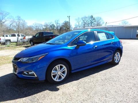 2017 Chevrolet Cruze for sale in Hattiesburg, MS