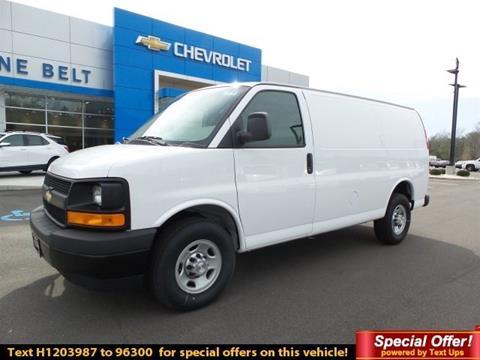 2017 Chevrolet Express Cargo for sale in Hattiesburg, MS