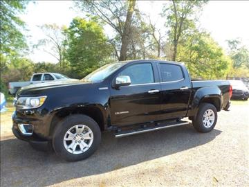 2017 Chevrolet Colorado for sale in Purvis, MS
