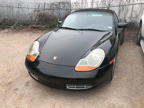 1999 Porsche Boxster for sale in Houston, TX