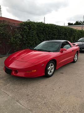 1995 Pontiac Firebird for sale in Houston, TX