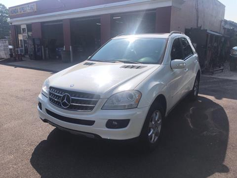 2007 Mercedes-Benz M-Class for sale in Houston, TX