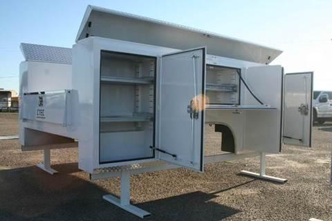 2020 CTEC 98-38-VFT-79 for sale at Kingsburg Truck Center - Utility Beds in Kingsburg CA