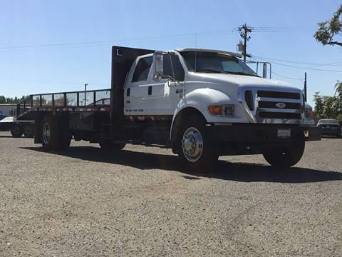 2007 Ford F-650 Super Duty for sale in Kingsburg, CA