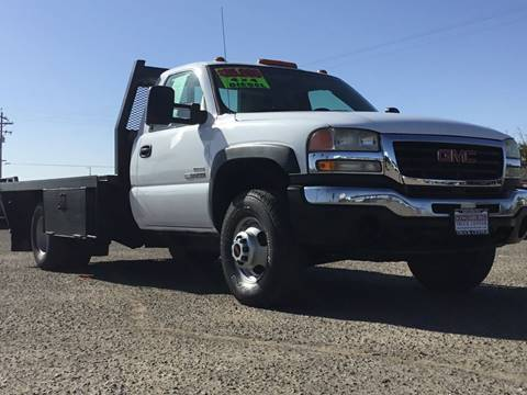 2005 GMC Sierra 3500HD for sale in Kingsburg, CA
