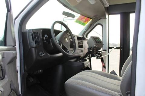2008 Chevrolet Express Cutaway