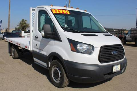 2015 Ford Transit Chassis Cab for sale in Kingsburg, CA