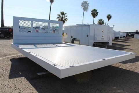 2017 Kingsburg Truck Center Aluminum Flatbed for sale in Kingsburg, CA