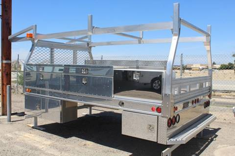 Protech Utility Bed for sale in Kingsburg, CA